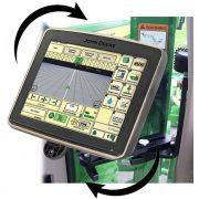 Monitor tartó konzol készlet