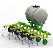 660 literes gerendelyre szerelhető tartály