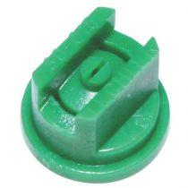 Műanyag 80° lapos sugarú standard fúvóka