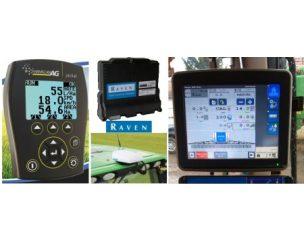 Vezérlők, monitorok, GPS